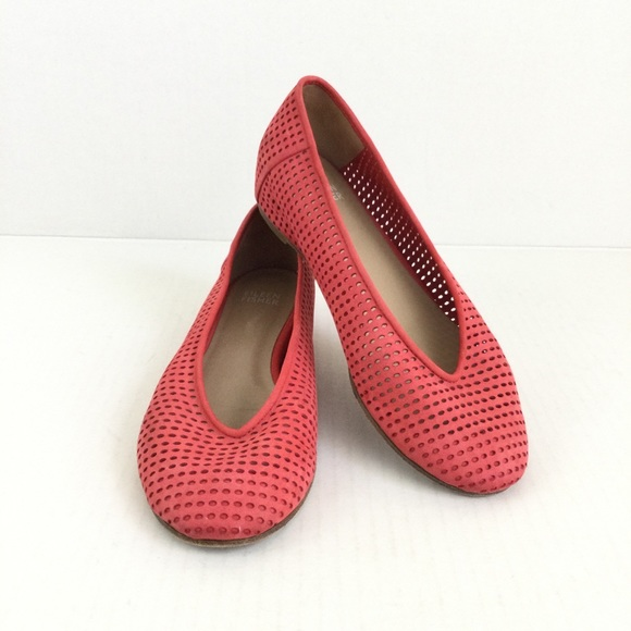 Eileen Fisher Ballet Flats PerforatedShoes